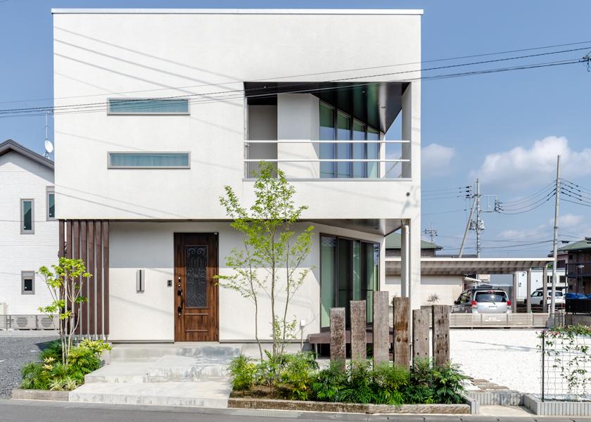 水戸市平須町デザイナーズ住宅1