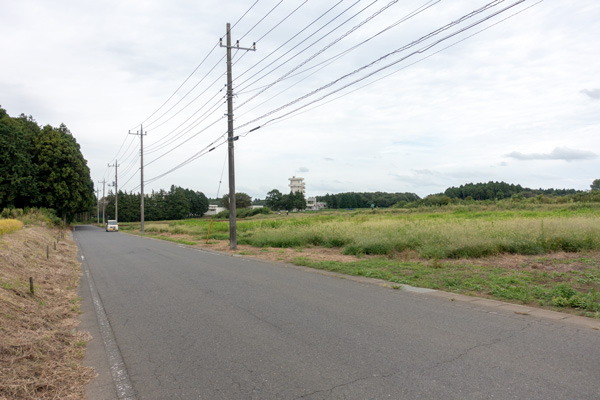 不動産 茨城町 長岡 売買土地